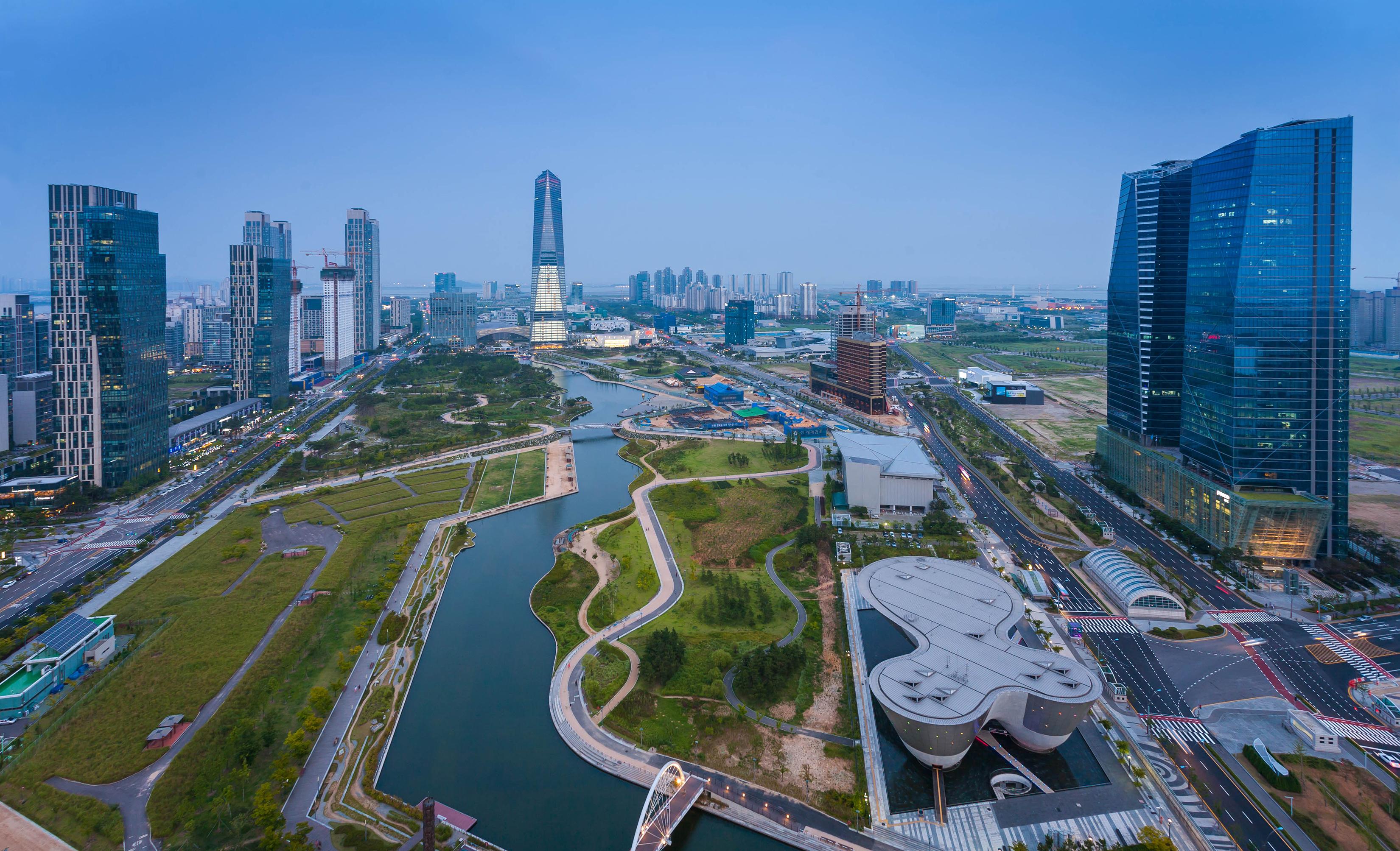 South Korea's smart cities getting smarter - Asia Property Awards